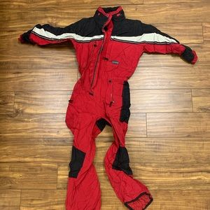 Other - Vintage ski jumpsuit